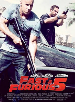 Fast And Furious 5: Rio Heist (2011)