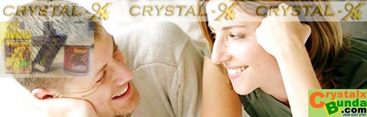 Crystal X Dengan Perpaduan Produk Yang Membantu Program Kehamilan.