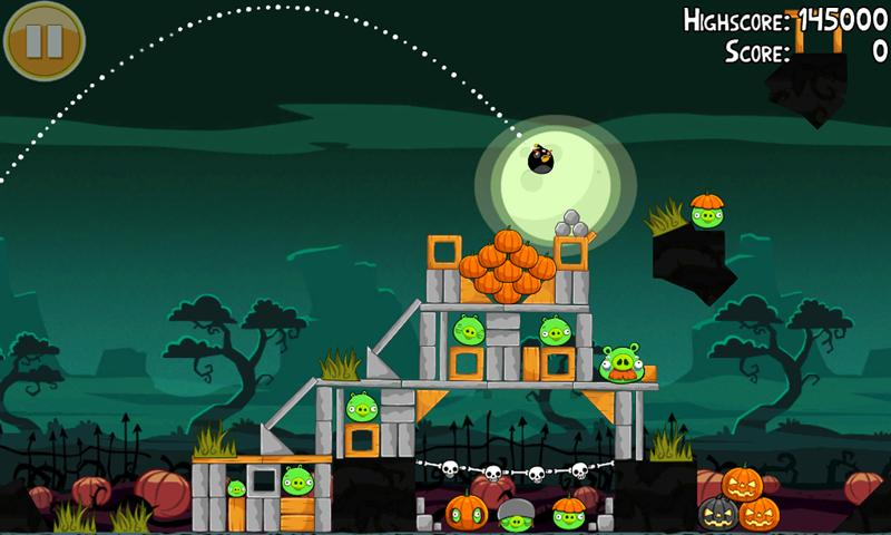 Free Angry Birds For PC