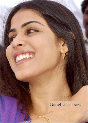 Genelia D'souza Tollywood Queen