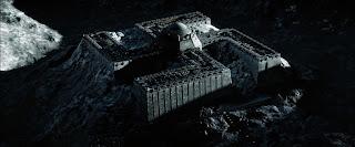 Iron Sky 2012 Base Lunar esvastica