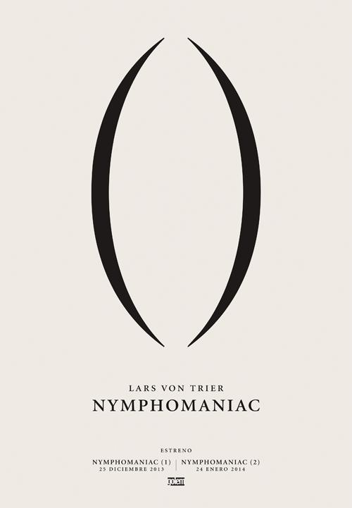 ¿De qué van los 8 capítulos de Nymphomaniac?