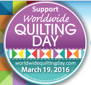 Quilts Cover the World!