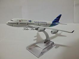 Pesawat Garuda Indonesia 1 B