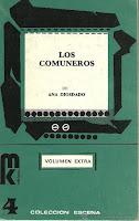 """""""Los comuneros"""" - Ana Diosdado."""