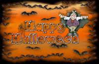 Allestimenti festa halloween: stampa colora e ritaglia zucche e streghette