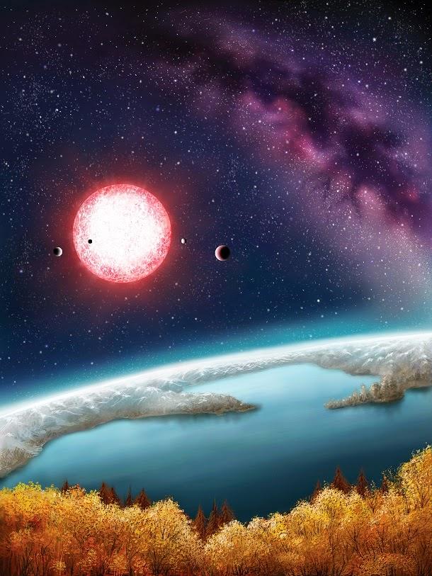 Astrofoto: Kepler-186F