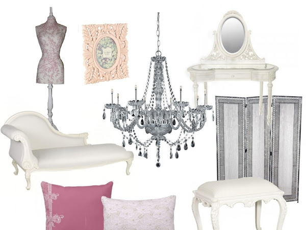 Chaise Longue Boutique - Dream Dressing Room
