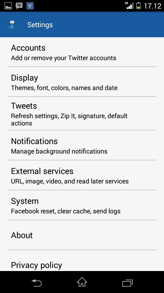 TweetCaster Pro Apk Terbaru