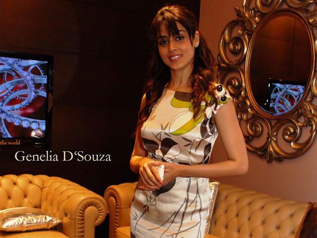 Genelia D Souza Hd Wallpapers