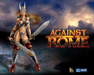 Against Rome Wallpaper