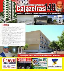CAPA DA REVISTA  CAJAZEIRAS  2011  AGORA PARA O DIA 22 DE AGOSTO