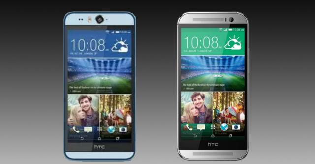 Desire Eye và One M8: nên chọn smartphone nào?