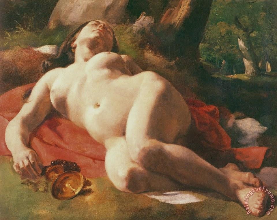Desnudo Artístico II
