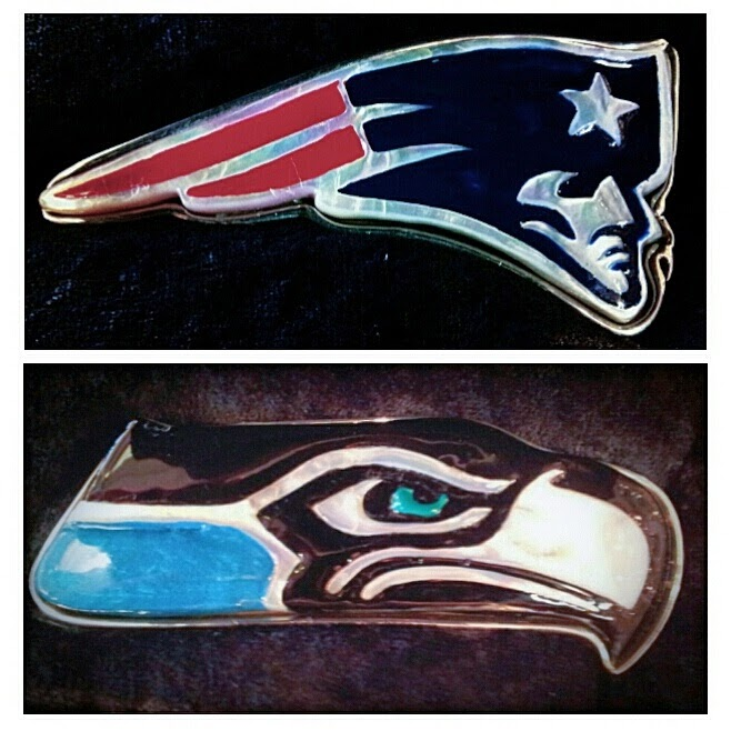 Seattle Seahawks,  New England Patriots
