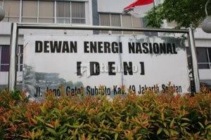 DEN Dewan Energi Nasional