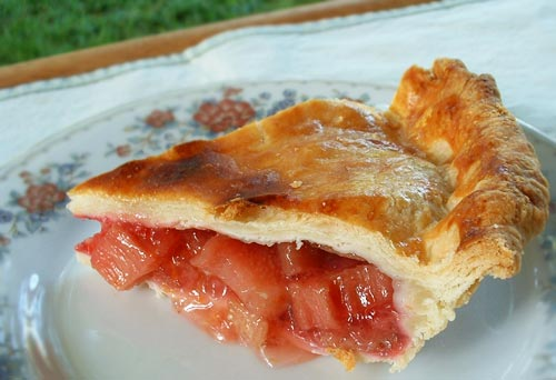 Keeping it Simple (KISBYTO): National Strawberry Rhubarb Pie Day