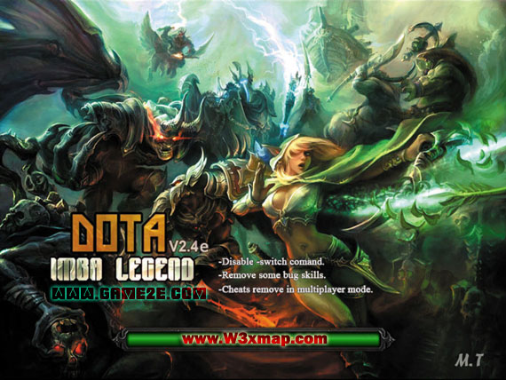 Dota Imba Legends 24e Map Download Game2f