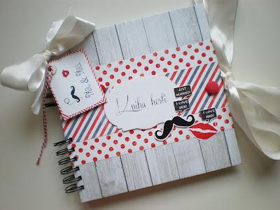 Wedding season - Kniha hostí  :)