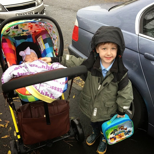 Best school run pram