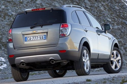 Chevrolet Captiva 2015 Prices And Engine Review