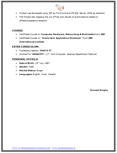 over 10000 cv and resume samples with free download  bsc