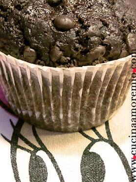 muffin light chococherry
