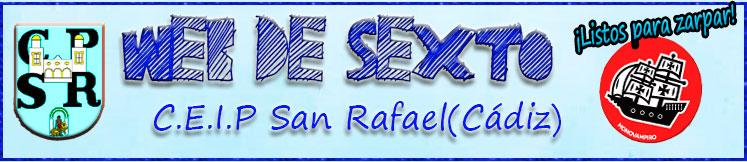 Web Sexto de Primaria San Rafael
