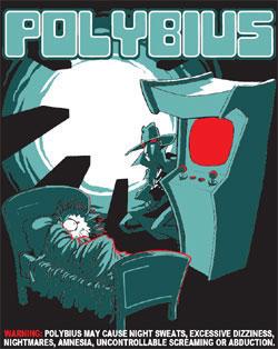 Polybius, o misterioso jogo assassino Polybius