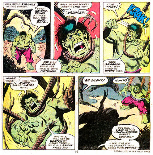 Atomic kommie comics reading room incredible hulk annual it is battle his old foe the incredible hulk fandeluxe Image collections