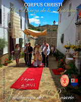 Villaluenga del Rosario - Corpus Christi 2015