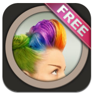 برنامج Hair Color Booth صباغة الشعر