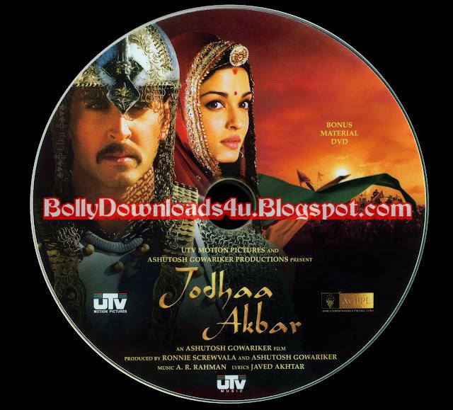 Jodha Akbar Kbps Songs CD Covers