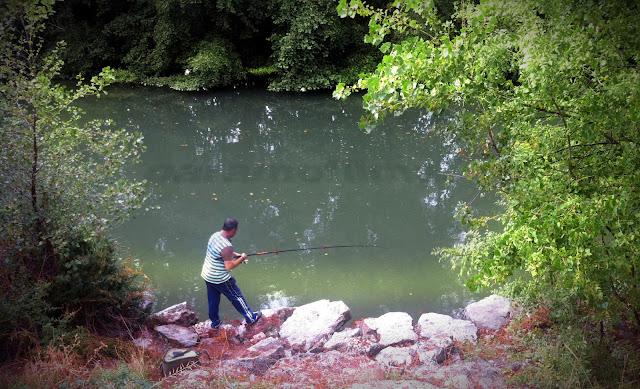 Pescando, 2012 (cc) Abbé Nozal