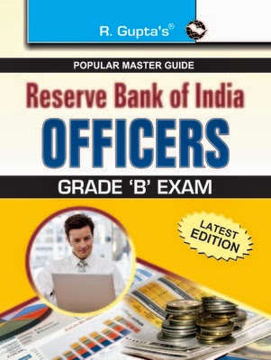 Best Preparation Book for RBI Grade B Officer