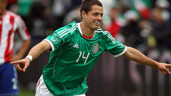 Chicharito Mexico Mundial 2014 Brasil ver fútbol en vivo online Watch Mexico live online. World Cup Brazil 2014 games free streaming. Best websites for football matches without signing up.