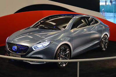 China's GAC Group brings E-jet Concept, and bad translation, to Cobo