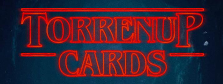 Torren Up Cards