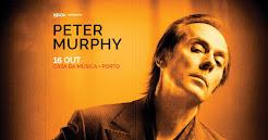 Peter Murphy @Casa da Música