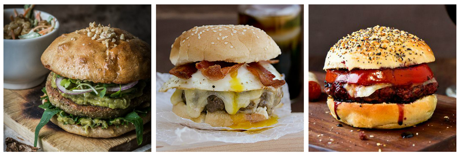 ultimate burger round-up