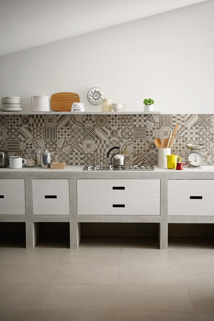 Decomondo patchwork di piastrelle for Piastrelle cucina marazzi