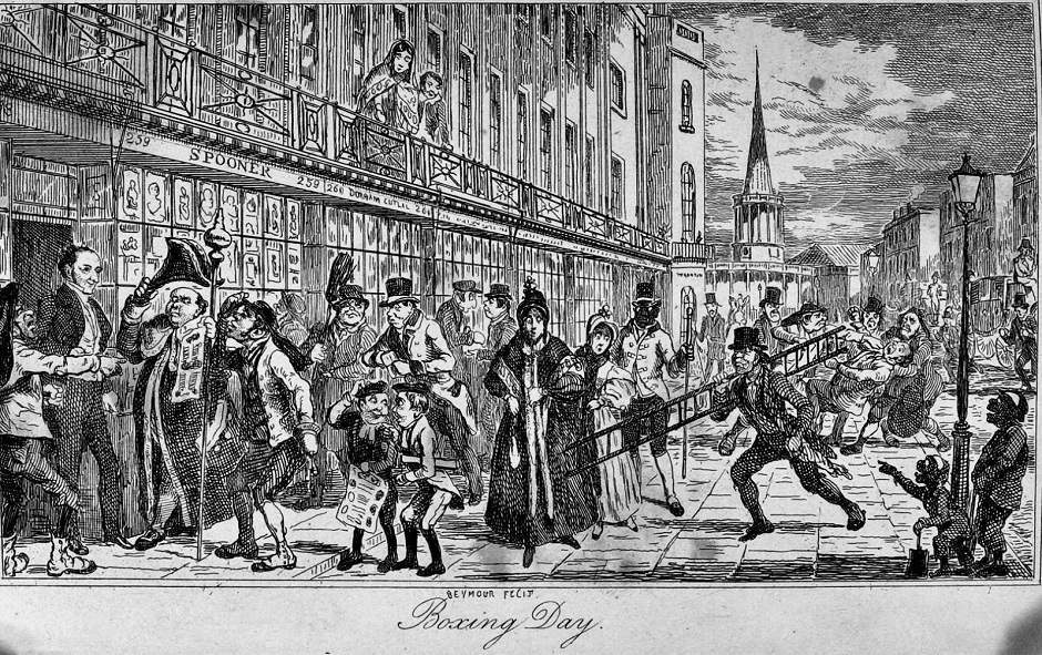Its About Time A Brief History Of Boxing Day In Britain