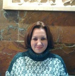 La autora del blog