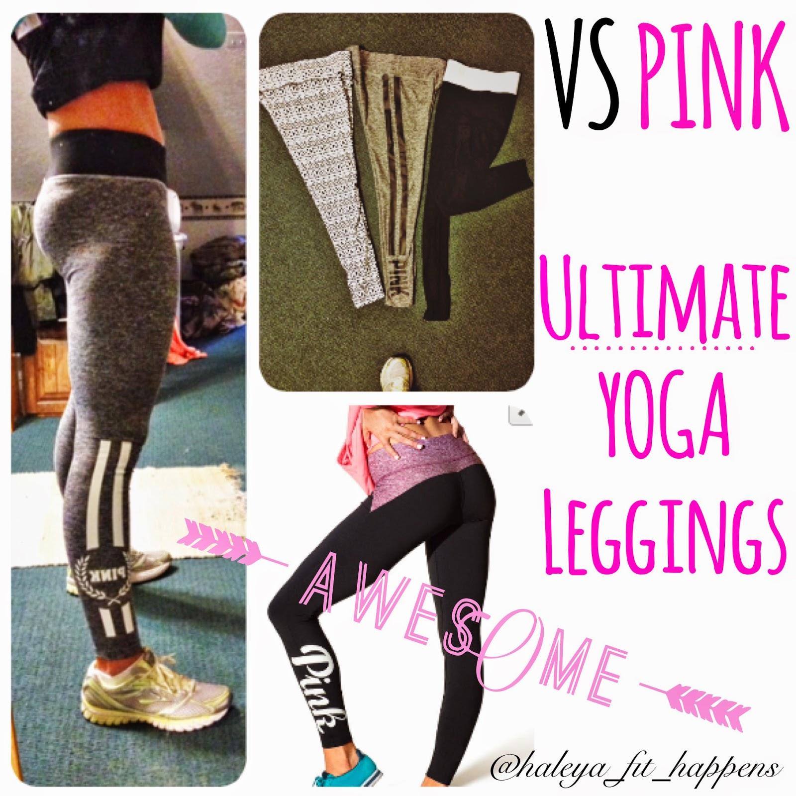 Fit Happens: VS Ultimate Yoga Leggings