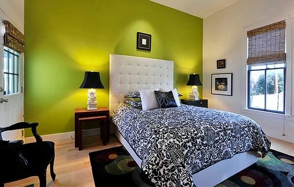 Merveilleux Decorated Bedroom