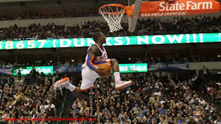 nate robinson vertical jump Photo