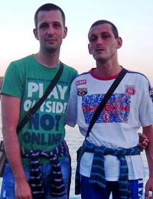 Emanuele Locatelli e Mirko Sangalli
