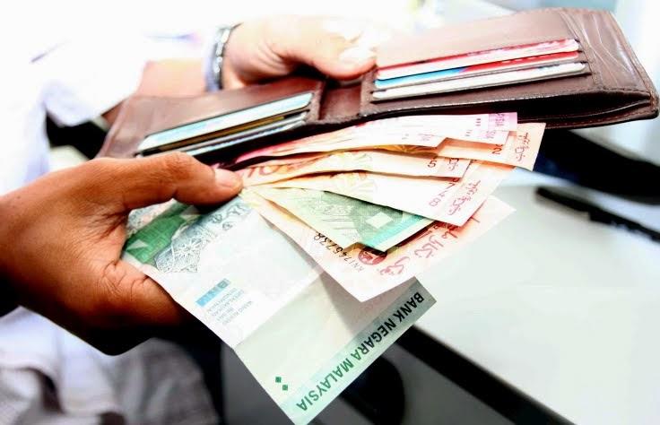 Bagaimana cara nak rasa duit gaji sentiasa cukup walaupun sedikit