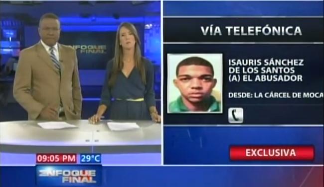 Imputado asegura que un politico de Cotui mando a matar Vice Ministro de Energía y Minas y su hijo
