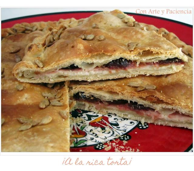 http://conarteypaciencia.blogspot.com.es/2013/09/torta-de-queso-y-datiles.html